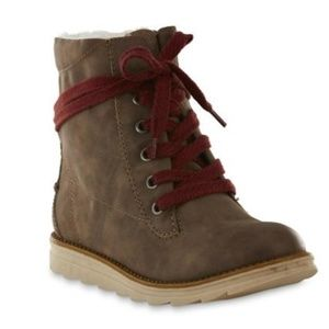 SM New York boots size 10